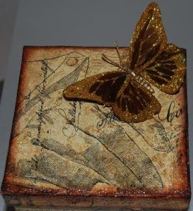 Fjärilsbox 2