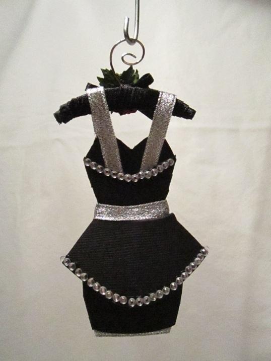 Gaderob och mina klänningar 014