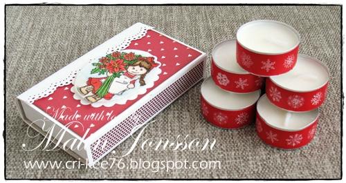 Rött julset 1