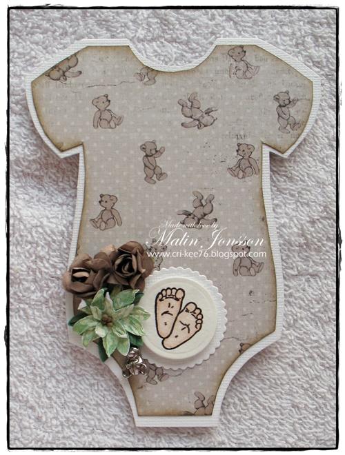 Babykort body